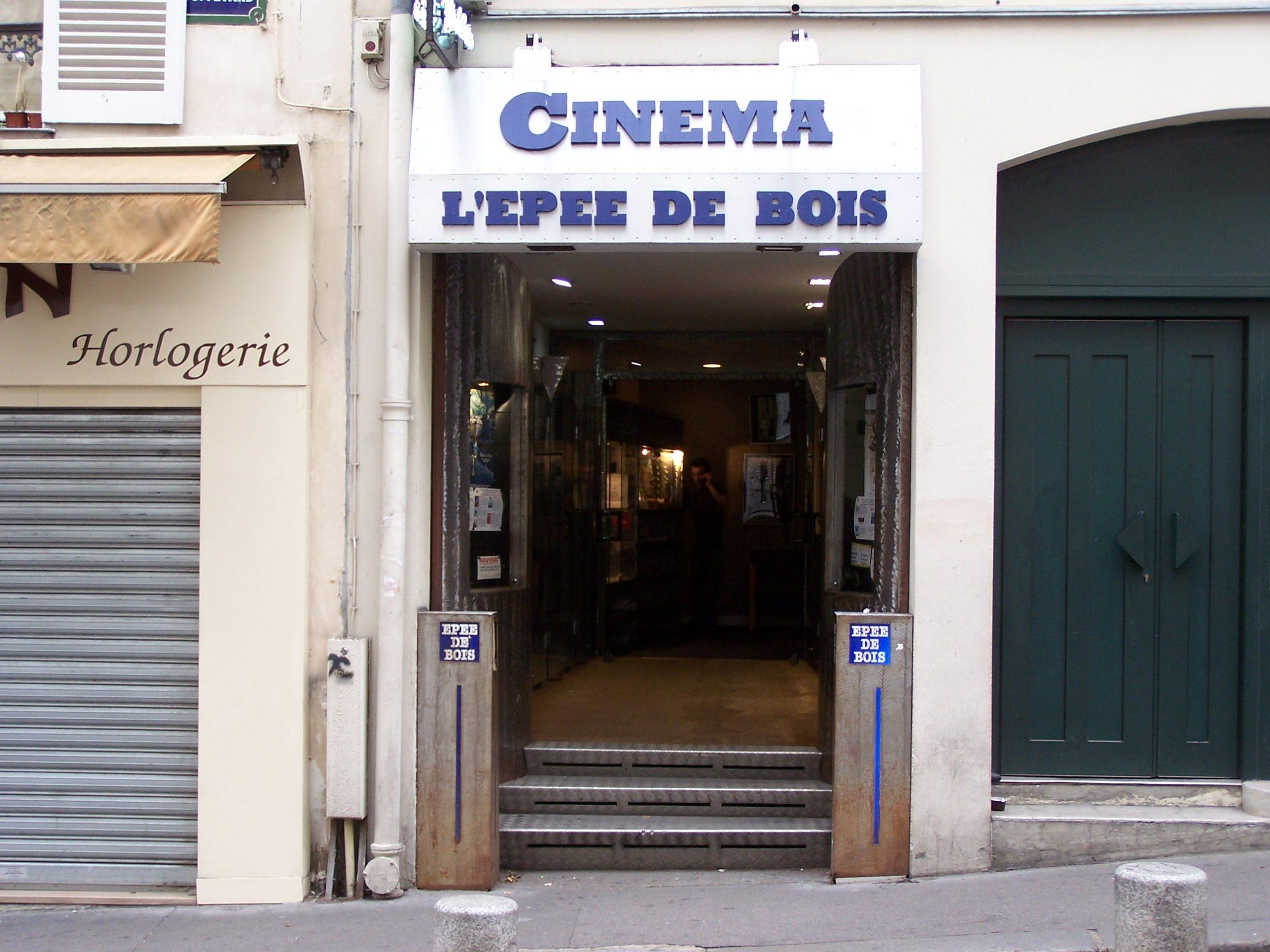 Cinéma L'Épée de Bois